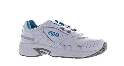 Buy Fila Women s White Blue Talon 3 Running Shoe M at Amazon.in