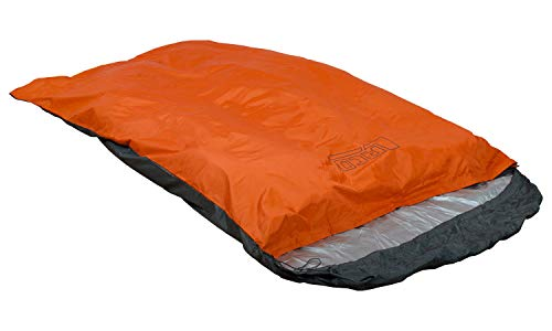 LACD Bivy Bag Light II orange/Grey 2019 Biwak