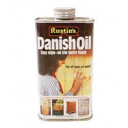 Finish Holz-öl (Rustins Danish Oil 250ml)