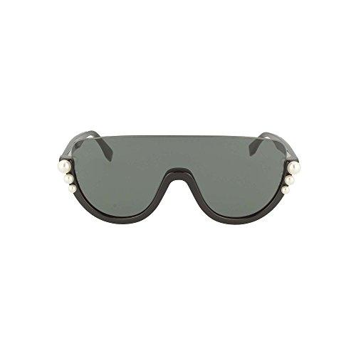 Sonnenbrillen Fendi Ribbons And Pearls Ff 0296/s Black/dark Grey Damenbrillen m0kRItX3q