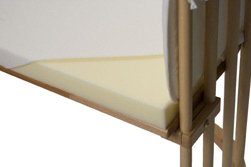Preisvergleich Produktbild babybay Matratze original komfort mit Klimabezug