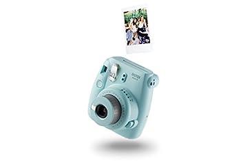 Fujifilm Instax Mini 9 Kamera Ice Blau 2