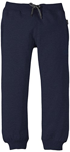 NAME IT Jungen Hose SWEAT KIDS PANT BRUSHED R NOOS, Gr. 80, Blau (Dress Blues)