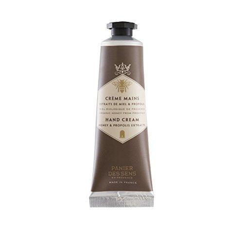 Panier Des Sens Honey Hand Cream with Honey and Propolis Extracts 1 fl oz by Panier des Sens