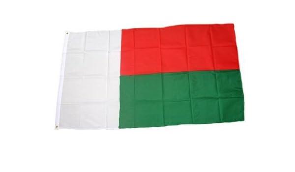 Fahne Flagge Madagaskar 60 x 90 cm