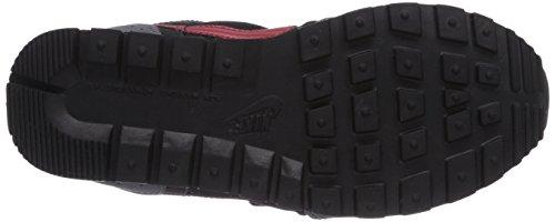 Nike Md Runner Psv, Chaussures de running garçon Multicolore (Black/Gym Red/Hyper Crimson)