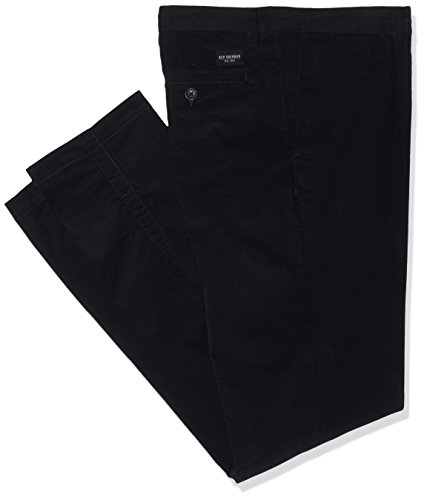 ben-sherman-mens-skinny-cord-trousers-blue-staples-blue-w34-l32