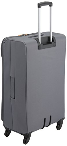 American Tourister Spinner Large 4 Wheel Suitcase Grey