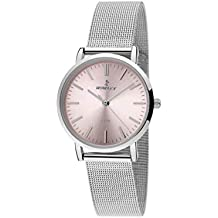 Reloj NOWLEY Mujer. Pulsera Malla MILANESA d596da85f5fe