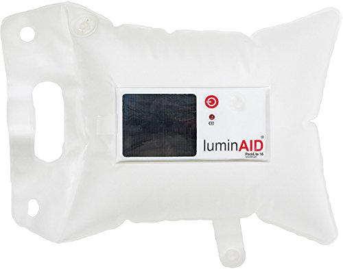 LuminAID LUMPL16 Kit di Sopravvivenza, Unisex – Adulto, Verde, Taglia Unica