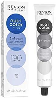 REVLON PROFESSIONAL Nutri Color Filters Maschera Colorata Capelli, Protettiva, Istantanea e Multidimensionale,
