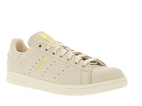 Adidas Damen Stan Smith Sneaker, Beige Lino/Casbla), 42 EU