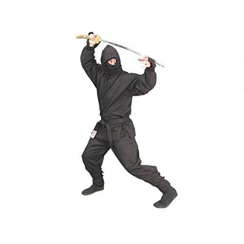 Phoenix Ninja Anzug Schwarz (Anzüge Ninja)