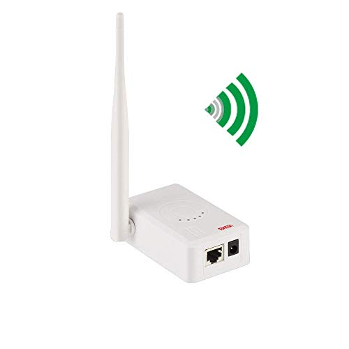 Tonton IPC-Router, WLAN Repeater IP Kamera Router, IPC Extender Booster Repeater, Erweitern die WLAN-Reichweite für Haus Überwachungskamera System Weiß Plug-signal-booster