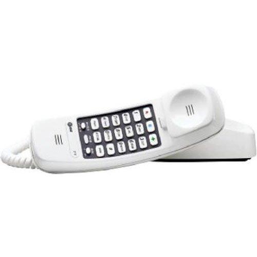 At&T 210 Corded Landline Phone (White)