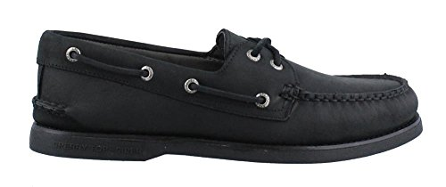 Sperry Top-Sider Gold Cup Authentic Original Boat Shoe Black/Black