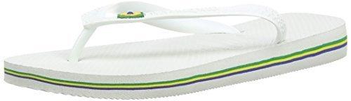 Zehentrenner Unisex Erwachsene Weiß Brasil Havaianas 5tqawXYx