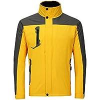 d0cfdba1b60b Licy Life-UK Herren Damen Paars Freizeitjacke Funktionsjacke Kapuzenjacke  Sportjacke Sweatshirts Laufjacke Hooded