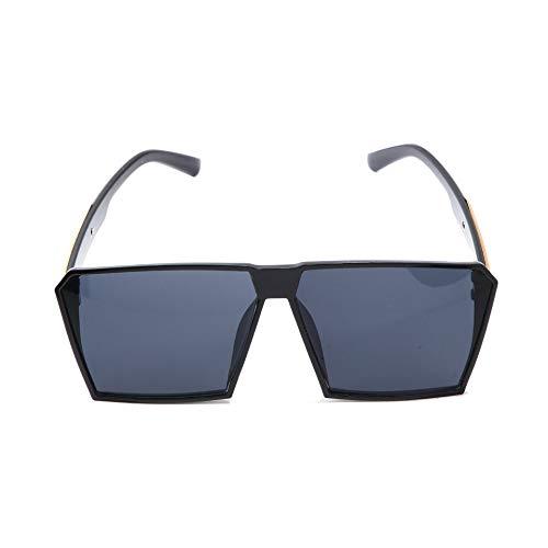 Moda Mujer Hombre Gafas de sol Gafas extragrandes Gafas Anti ultravioleta Marco Grande para Playa, Playa, viaje - C1