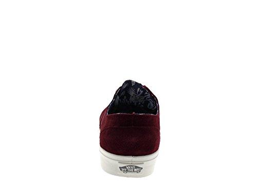 Vans O Ca Era Decon Rouge Chaussures