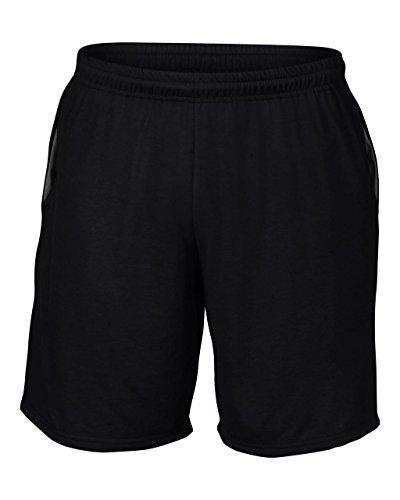 Gildan: Gildan Performance® Adult Short 44S30, Größe:L;Farbe:Black