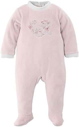 Absorba - bien - pyjama - bébé fille - rose foncé (rose) - 6 mois