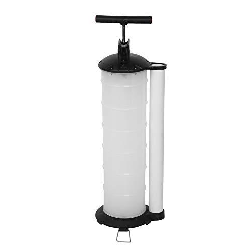 Ölabsaugung, 7L Motoröl Kraftstoff Benzin Diesel Flüssigkeitsabsaugpumpe Auto Handabsaugung Vakuum Benzin Flüssigkeitstransfer Handpumpe Tank