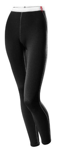 Löffler Sous-pantalon fonctionnel long noir