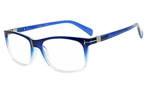 Eyekepper Lesebrille Mode Lesen Brillen Männer Frauen (Blau, 1.75)