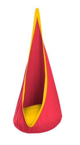 La Siesta, Poltroncina pensile JOKI, Rosso (rot)