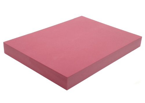 Yogistar Yogablock Schulterstand - Bloque de yoga (burdeos), color granate, talla UK: 0