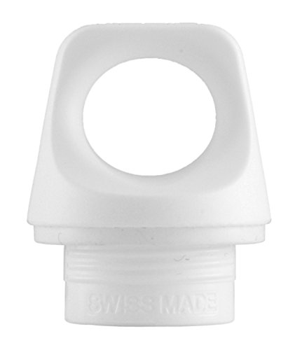 SIGG Screw Top Giallo, Active Bottle Top, Tappo a Vite SIGG, 8452.90, Bianco (bianco), Taglia unica - Sigg Accessori