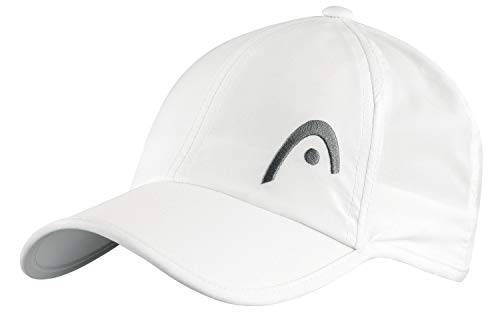HEAD Pro Player Cap Weiss Weiße Tennis Caps
