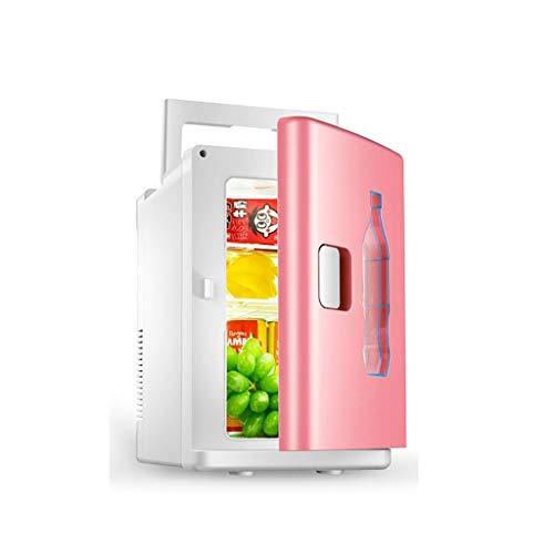 WYJW Auto refrig12V DC 220V AC Kühlung Heizung Kühlung Autokühlschrank Mini-Kühlschrank Kleinstkühlschrank für Privathaushalte Auto-Kühlschrank mit doppeltem Verwendungszweck Außenmaße: 32 * 22,5