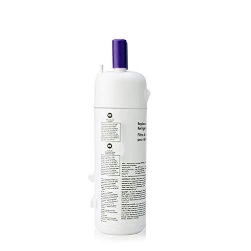 AMhomely Neu 2019 Kühlschrank Wasserfilter Wohnaccessoires/Kühlschrankzubehör - Wasserfilter Ersatz für Kenmore 9081 Kühlschrank W10295370A EDR1RXD1