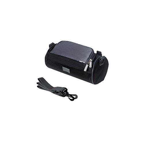 Boladge Multifunktions-Radfahren Front Rack Taschen Wasserdichte Fahrrad Front Lenkertasche Tasche mit Touch-Fenster