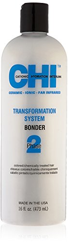 CHI Transformation System Bonder blau phase - Solution Transformation