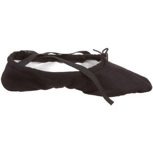 Sansha, Scarpe da ballo donna (nero)