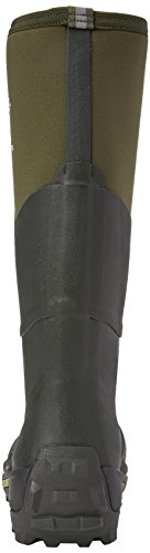 Muck Boots Unisex Adults' Muckmaster High Wellington Boots back view