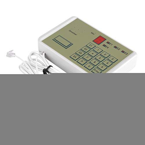 Liukouu Wired Telephone Voice Auto-Dialer Hausalarmsystem für Einbruchssicherheit -