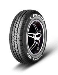 JK 155R13 ULTIMA XPC LT 8PR Tubetype Tyre Front/Rear (Home Shipping)