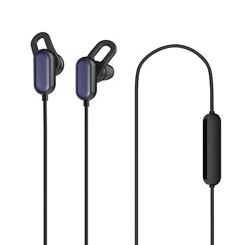 Lookthenbuy Xiaomi Mi Sports - Auriculares inalámbricos con micrófono y Bluetooth, edición Juvenil
