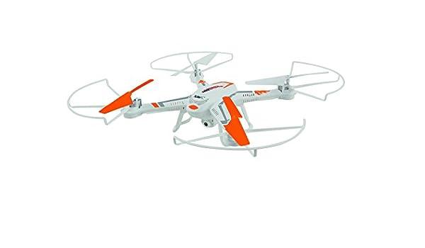 wei/ß XciteRC 15002180 Rocket 260 3D-4 Kanal RTF Quadrocopter mit 2 MP Kamera