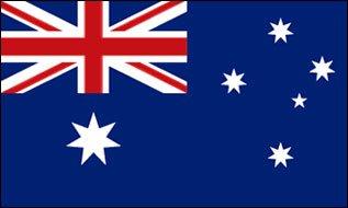 Outdoor-Hissflagge Australien 90 * 150 cm Flagge