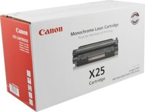 X25 Canon Imageclass 5730 Black Toner 2500 Yield - Geniune Orginal Oem Toner