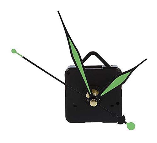 Nicedeal Ersatz Nachtlicht Uhrwerk Zubehör/Ersatzteile Zeiger Quarz Uhr Dekoration und atmosphäre