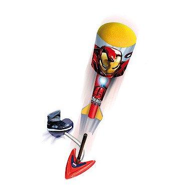 Iron Man FT2042MV Marvel Avengers Sky Foam Rocket Toy With
