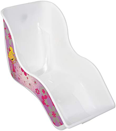 Oxford - Doll's Bike Seat (Includes Metal Stand), Pink