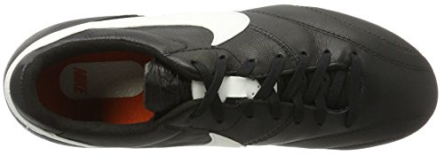 Nike the Premier, Chaussures de Football Compétition Homme Noir (Black/summit White-orng Blaze)
