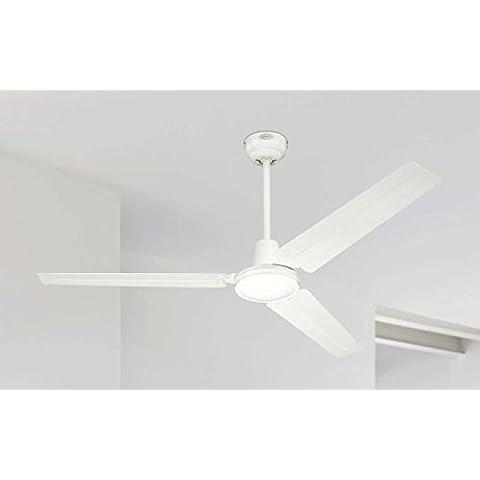 Westinghouse-Industrial-Ventilador-de-Techo-Blanco-142-cm